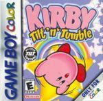 Jaquette Kirby Tilt 'n' Tumble