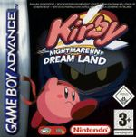 Jaquette Kirby : Nightmare in Dream Land