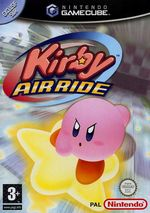 Jaquette Kirby Air Ride