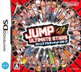 Jaquette Jump Ultimate Stars