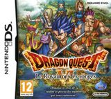 Jaquette Dragon Quest VI : Le Royaume des songes