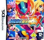 Jaquette Mega Man ZX