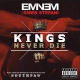 Pochette Kings Never Die (OST)