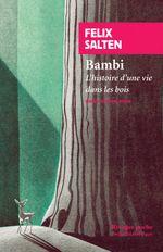 Couverture Bambi - L'histoire d'une vie dans les bois