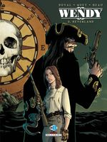 Couverture Neverland - Wendy, tome 2