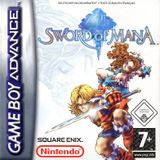 Jaquette Sword of Mana