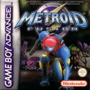 Jaquette Metroid Fusion