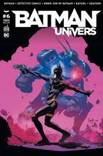 Couverture Batman Univers #6