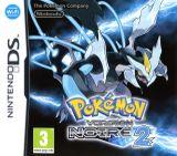 Jaquette Pokémon Version Noire 2