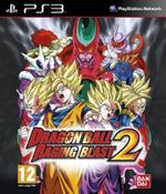Jaquette Dragon Ball : Raging Blast 2