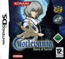 Jaquette Castlevania : Dawn of Sorrow