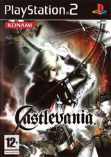 Jaquette Castlevania: Lament of Innocence