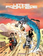 Couverture Ultime Frontière - Tome 3