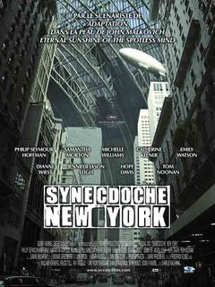 Affiche Synecdoche, New York