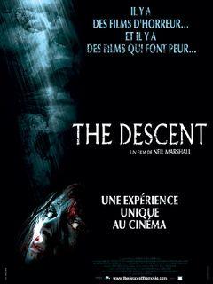 Affiche The Descent