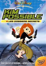 Affiche Kim Possible - Les dossiers secrets