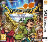 Jaquette Dragon Quest VII : La Quête des vestiges du monde