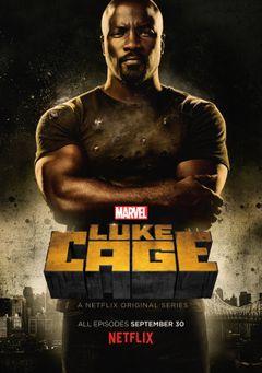 Affiche Marvel's Luke Cage