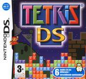Jaquette Tetris DS