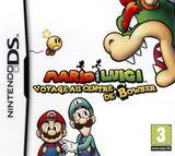 Jaquette Mario et Luigi : Voyage au centre de Bowser