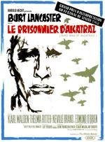 Affiche Le Prisonnier d'Alcatraz