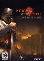 Jaquette Knights of the Temple : Infernal Crusade