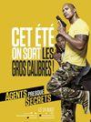 Affiche Agents presque secrets