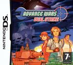 Jaquette Advance Wars: Dual Strike