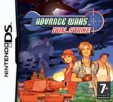 Jaquette Advance Wars : Dual Strike