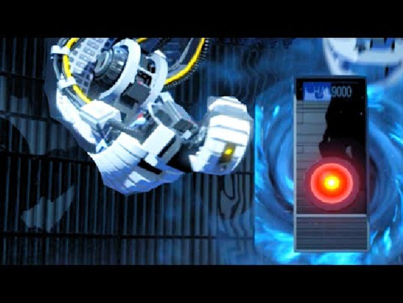 Illustration Duel au sommet ! Glados vs. HAL 9000