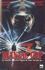 Affiche Maniac Cop 3
