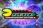 Jaquette Pac-Man Championship Edition 2