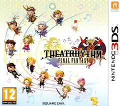 Jaquette Theatrhythm Final Fantasy