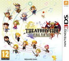 Jaquette Theatrhythm Final Fantasy