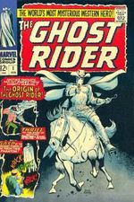 Couverture Phantom Rider in Ghost Rider #1