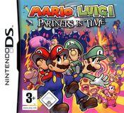 Jaquette Mario et Luigi : Les Frères du temps