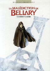 Couverture Le Bâtard et la Colombe - La Malédiction de Bellary, tome 3
