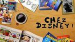 Affiche Chez Disney!