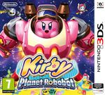 Jaquette Kirby : Planet Robobot
