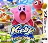 Jaquette Kirby : Triple Deluxe