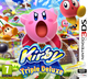 Jaquette Kirby : Triple Deluxe