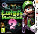 Jaquette Luigi's Mansion 2
