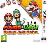 Jaquette Mario & Luigi: Paper Jam Bros.