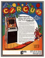 Jaquette Circus