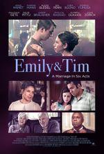 Affiche Emily & Tim