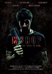 Affiche K-Shop