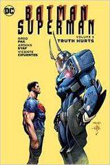 Couverture Batman/Superman Vol. 5: Truth Hurts