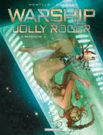 Couverture Warship Jolly Roger - Tome 3 - Revanche