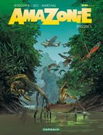 Couverture Amazonie - Tome 1