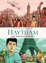 Couverture Haytham, une jeunesse syrienne